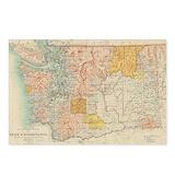 Washington state Postcards