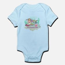 Cute Personalized Mermaid Body Suit