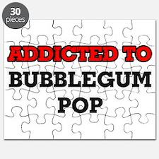 Addicted to Bubblegum Pop Puzzle