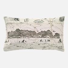 Cute Mountain Pillow Case