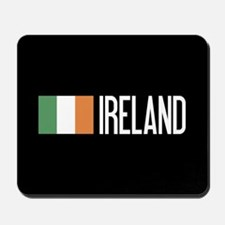 Ireland: Irish Flag & Ireland Mousepad