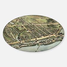 Cute Windsor Sticker (Oval)