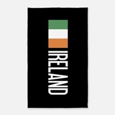 Ireland: Irish Flag & Ireland Area Rug