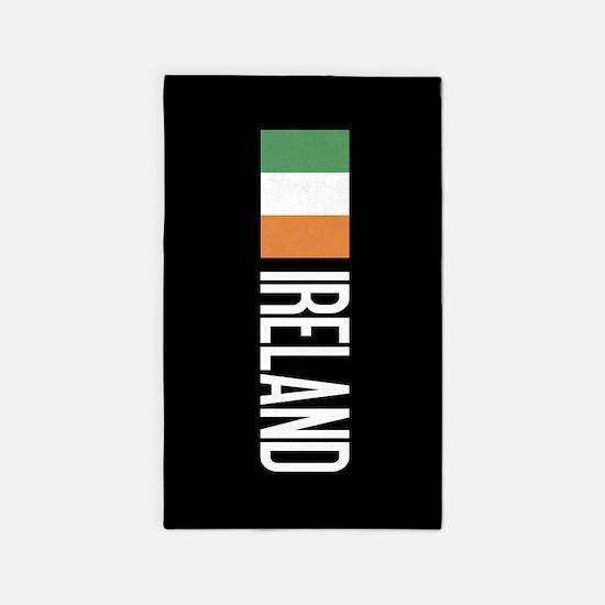 Ireland: Irish Flag & Ireland Area Rug