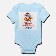 MERRY CHRISTMAS IN JULY Body Suit