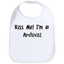 Kiss Me: Archivist Bib