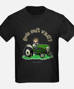 farmer-green- T-Shirt