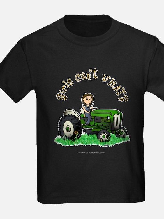 Custom Pulling Tractor T Shirts : Green tractor t shirts tees custom
