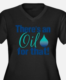 Oil for that Plus Size T-Shirt