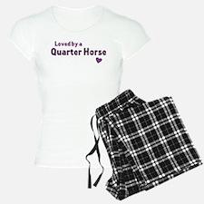 Quarter Horse pajamas