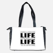 religion beliefs Diaper Bag