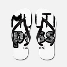 Unique Wrong Flip Flops