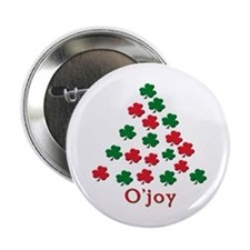 "Merry Christmas 2.25"" Button"