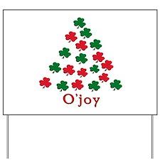 Merry Christmas Yard Sign