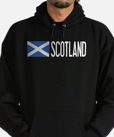 Scotland: Scottish Flag & Scotland Hoodie