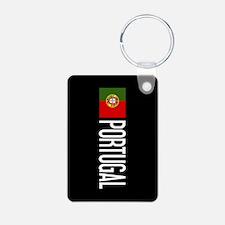 Portugal: Portuguese Flag Keychains