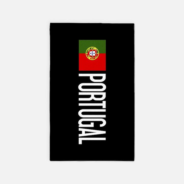 Portugal: Portuguese Flag & Portugal Area Rug