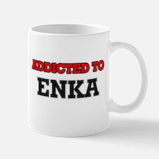 Addicted to Enka Mugs