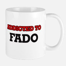 Addicted to Fado Mugs