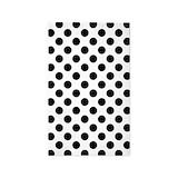 Grey and white polka dot 3x5 Rugs