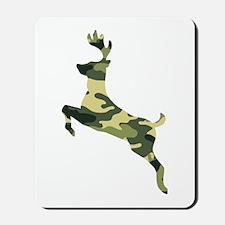 Deer Camouflage Mousepad