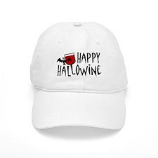 Happy Hallowine Baseball Cap