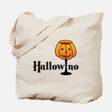Hallowino Tote Bag