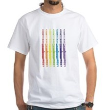 Flutes 7 Rainbow Shirt