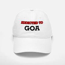 Addicted to Goa Baseball Baseball Cap