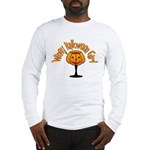 Winey Halloween Girl Long Sleeve T-Shirt