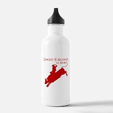 LONGEST 8 SECONDS Water Bottle