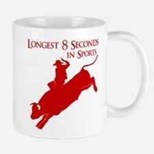 LONGEST 8 SECONDS Mug