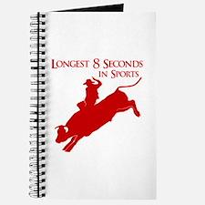 LONGEST 8 SECONDS Journal