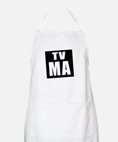 Mature Audiences (TV:MA) BBQ Apron