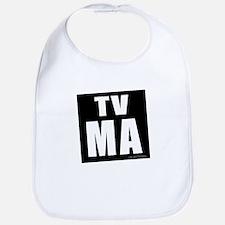 Mature Audiences (TV:MA) Bib