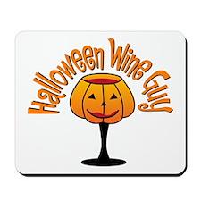 Halloween Guy Mousepad