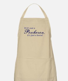 Percheron horse Apron