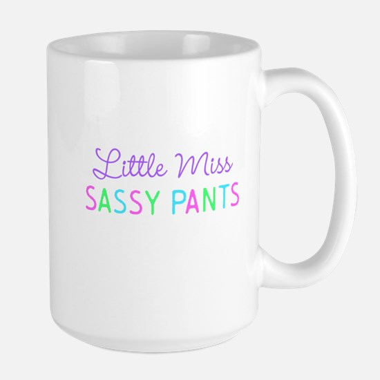 Little Miss Sassy Pants Mugs