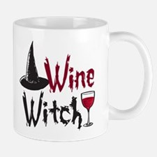 Wine Witch Mug