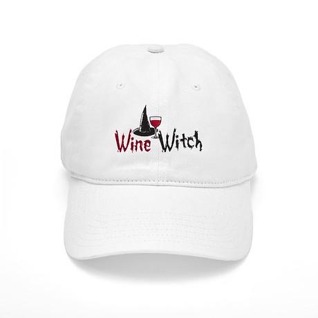 Wine Witch Cap