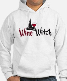 Wine Witch Hoodie