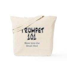 Trumpet 101 Tote Bag