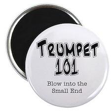 Trumpet 101 Magnet
