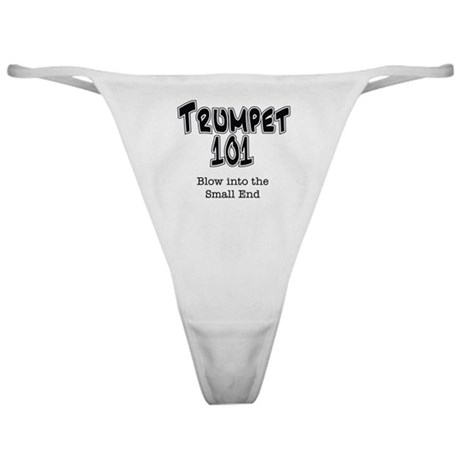 Trumpet 101 Classic Thong