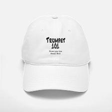 Trumpet 101 Baseball Baseball Cap