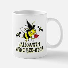 Halloween Wine Bee-Otch Mug