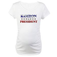 KAMRON for president Shirt