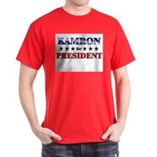 KAMRON for president T-Shirt
