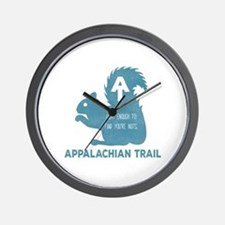 Unique Appalachian Wall Clock