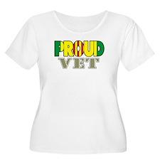 Proud Vietnam Veteran Vet T-Shirt